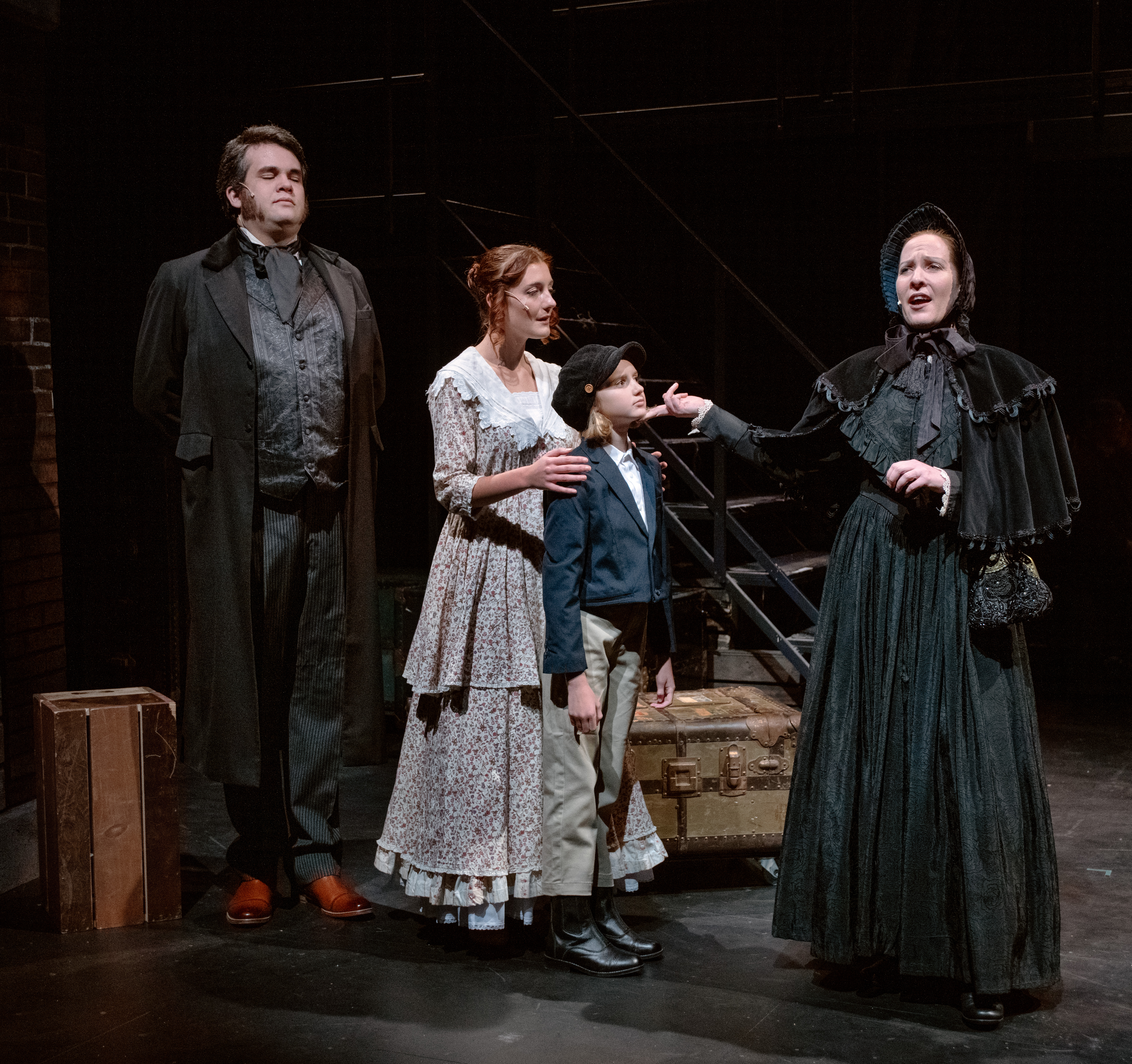 David Copperfield, The New Musical | Jewel Theatre